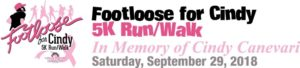 Footloose For Cindy 5k Run/Walk @ Wild Quail Country Club