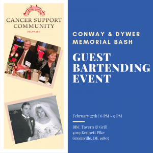 Conway & Dwyer Memorial Bash @ BBC Tavern & Grill