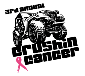 CANCELED 2019 Crushin' Cancer Jeep Show and Shine Event @ Eden Hill Medical Center