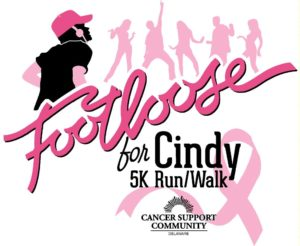 2019 Footloose for Cindy 5K Run/Walk @ Buffalo Wild Wings