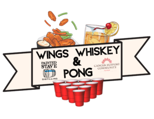 Wings, Whiskey & Pong